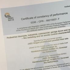 Onze certificeringen geven nóg meer zekerheid