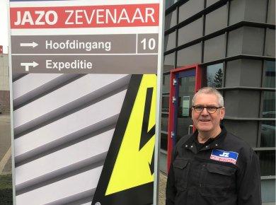 De gezichten achter JAZO | Geert Roelofs