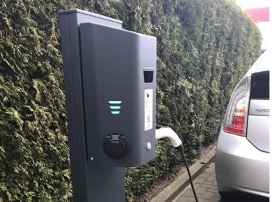 Chargepoint verovert de wereld