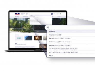 'De webshop biedt veel voordelen voor onze klanten'