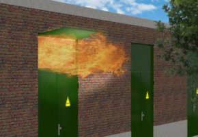 Explosiepanelen