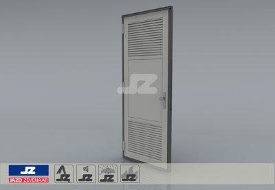 Compro-F deurroosters HF-40/25