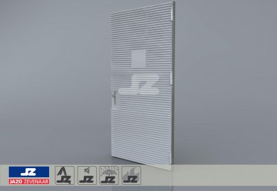 Enexis type 2A t/m 400 kVA klantstation Rechts