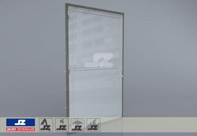 Enexis type 4A/B schakelruimte klantstation Links