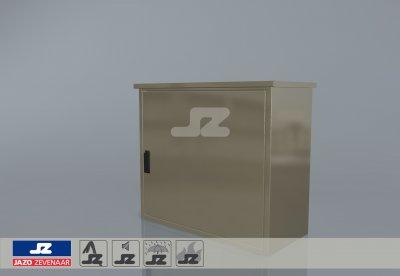 Gasmeterkast G25