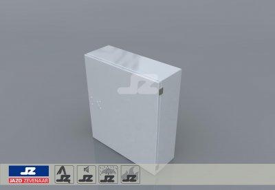 RVS kWh-meter kast 1-meting