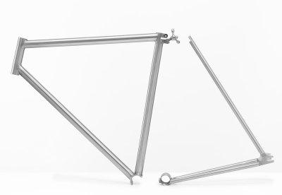 Van Hulsteijn Concept X Frame
