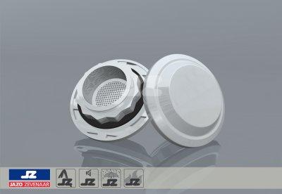 Ventilatieplug IP55