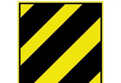 Waarschuwingsbord Brandweer 200x200