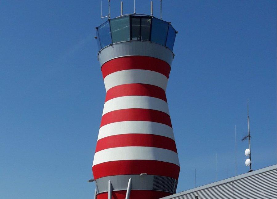 Lelystad Airport Verkeerstoren