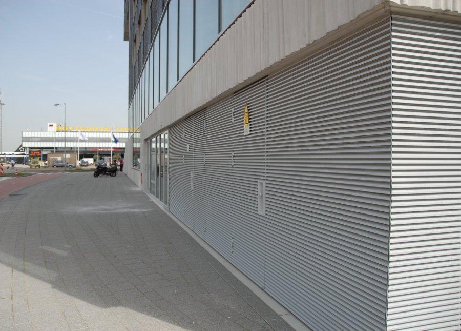 Rotterdam Airport Cornerstone